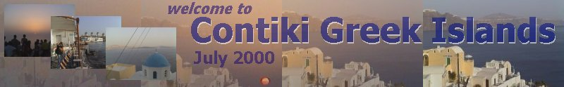 Contiki Greek Islands